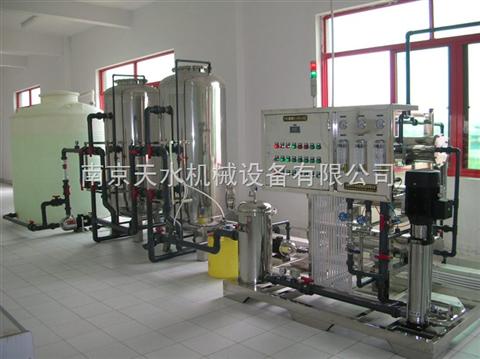 2m3/h纯水设备
