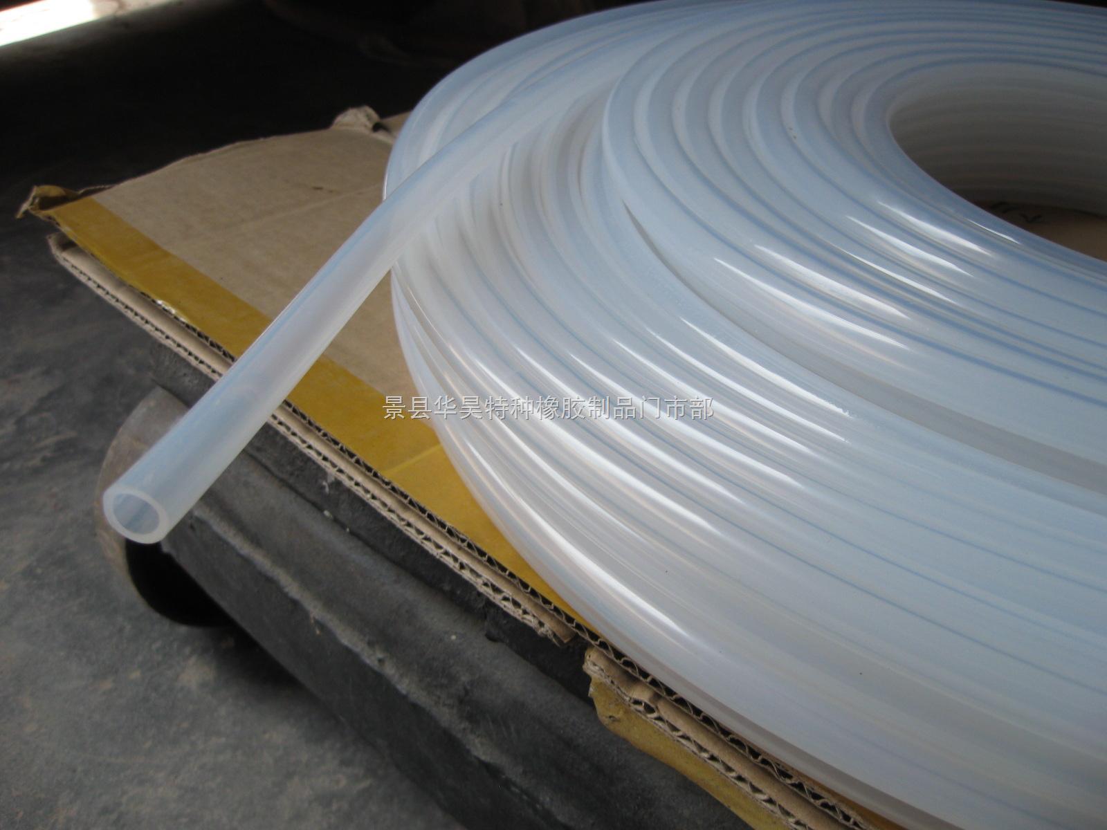 供应铂金硫化硅胶管,进口食品级硅胶管_中国制药网