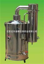 贵州-兴义电蒸馏水机-全不锈钢外壳