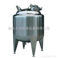 不锈钢双层保温加热储罐