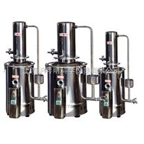 上海龍躍HS·Z11·10不銹鋼電熱蒸餾水.全不銹鋼