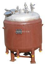BF1000L不锈钢反应釜结构