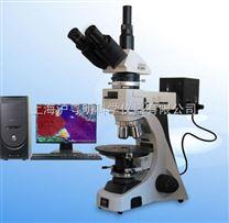 59XC透反射偏光显微镜/59XC上海光学三目偏光显微镜