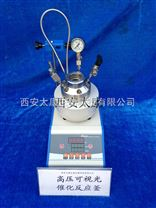 微型磁力高壓反應釜-高壓反應釜