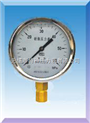 充油压力表Y50/Y60/Y75/Y100规格型号,厂家