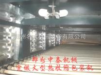 大型熱收縮包裝機定做 大型PE膜包裝機廠家 熱收縮爐定做