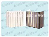 V型过滤网,上海空调箱箱型过滤器
