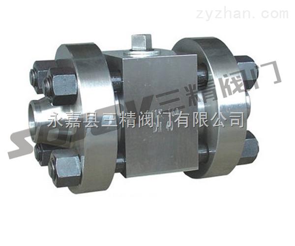 球阀图片系列:Q61N/Q61Y高压对焊式球阀,硬密封高压球阀
