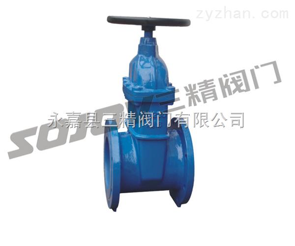 闸阀图片系列:RVCX(Z45X)弹性座封闸阀