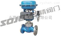 调节阀图片系列:SZJHP、SZJHM精小型气动调节阀