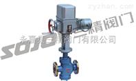 调节阀图片系列:SZDLN电子式电动双座调节阀