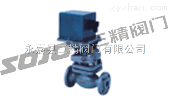 电磁阀图片系列:ZCNG、ZCNH高温高压电磁阀