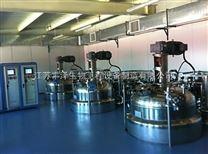 丰泽中试成套全自动发酵罐