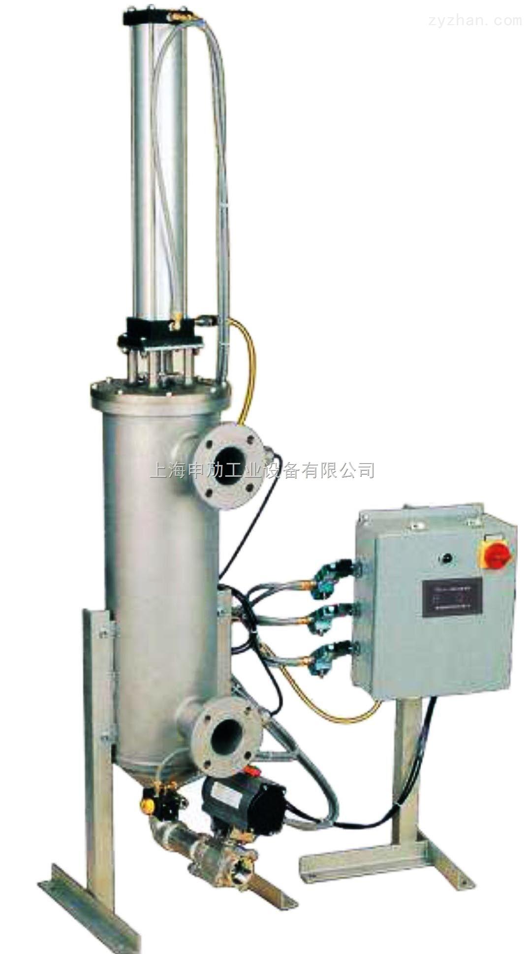 气动刷式自清洗过滤器