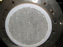 醫藥級襯氟管式換熱器