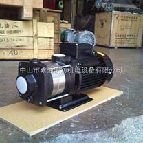 不锈钢卧式多级离心泵TPH4T3K