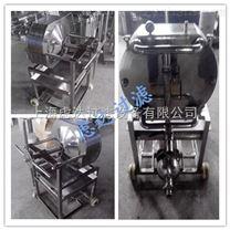 304/316L不銹鋼精密板框式過濾器