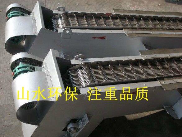 HG系列回转式机械格栅原理、结构、技术参数简介