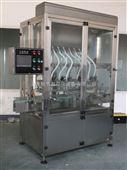 100ml糖浆直线式灌装机 直流式填充机