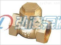供應H14W銅閥門,黃銅止回閥,鍛壓黃銅過濾器,黃銅立式止回閥