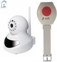 手表式无线呼救器厂家 老人病人SOS紧急报警器 行动不便呼叫器批发