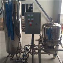 不锈钢硅藻土白酒过滤器