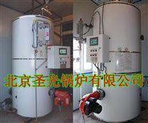 全自动1-0.7燃油气蒸汽锅炉