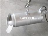 厭氧池中的QJB潛水攪拌器選型,潛水推流器選型