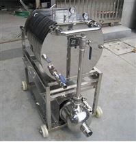 上海不銹鋼板框過濾器