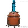 山东龙兴反应釜蒸汽加热搪玻璃反应罐
