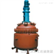 龙兴制造蒸汽加热搪玻璃反应釜