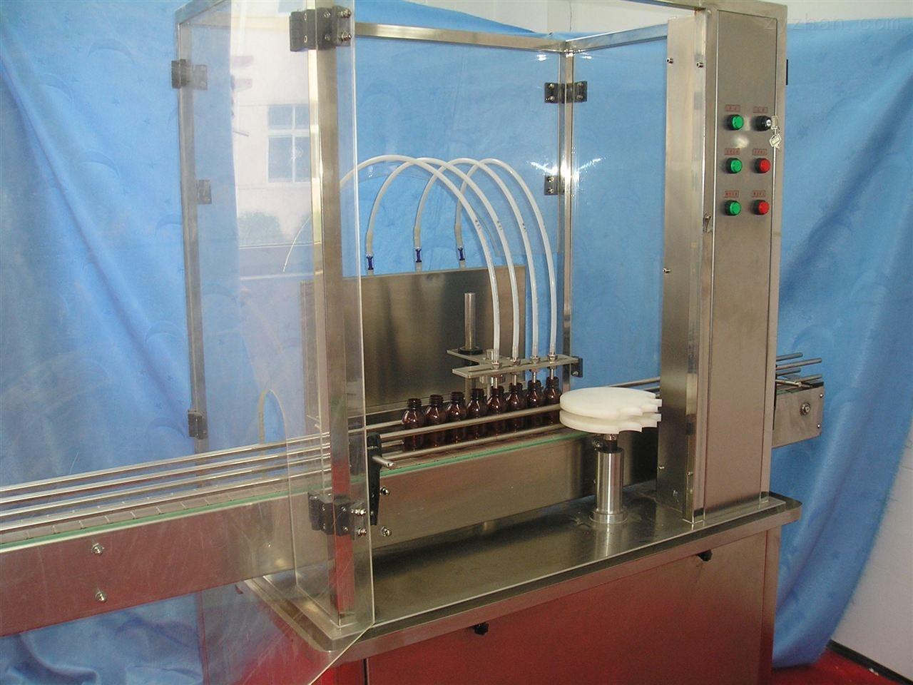 自动立式洗瓶机