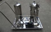 FY-1P1S+FY-LX5-20移动小车滤芯式液体过滤器