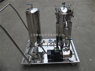 FY-1P1S+FY-LX5-20移動小車濾芯式液體過濾器