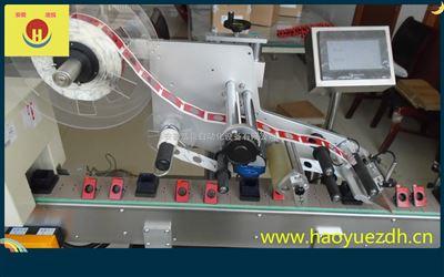 TM-210A型全自动平面贴标机