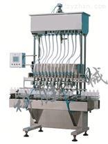 全自动12头自流式灌装机|化妆品灌装生产线