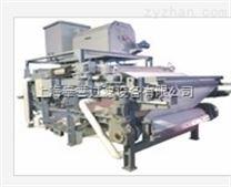 上海帶式反沖洗濃縮壓濾機
