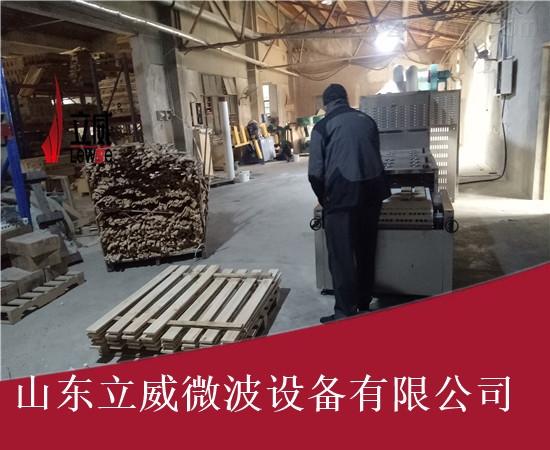 环保型木板微波干燥设备