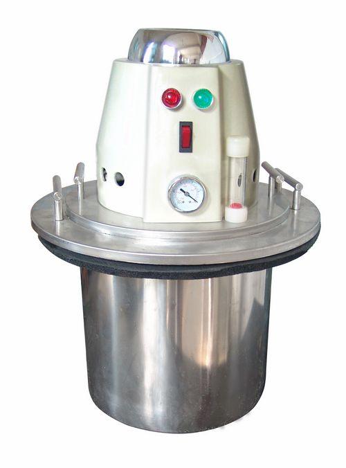 低温循环真空泵泵头
