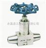J61(63)Y-16-320针型阀图片,仪表阀门图片系列:J61(63)Y-16-320J61Y焊接式针型阀三精阀门