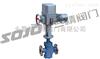 SZDLN调节阀图片系列:SZDLN电子式电动双座调节阀